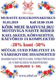 05.03 - Muraste Kogukonnakeskus