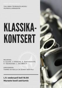 Klassikakontsert Muraste